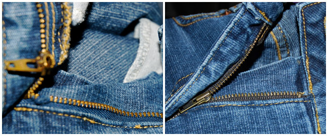 Jeans Buttons And Rivets Jean Button Zipper Rivets