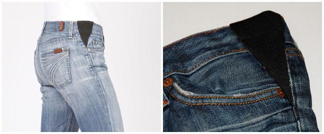Convert Jeans into Maternity - Maternity Denim Service - Denim ...